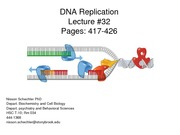 BB_LECTURE-32_DNA Replication