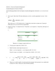 BUS 351 - Quality Practice Problems Solutions.pdf