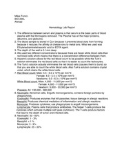 Cardiac Cycle Lab3 Miles3 - ZOO 235 Worksheet for the Cardiac ...