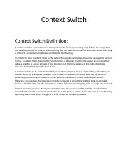 context switch.docx