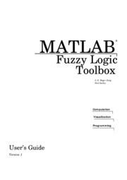Artificial Intelligence - Fuzzy Logic Matlab