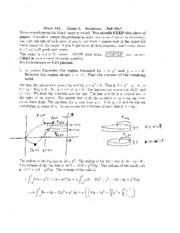 Exam Solutions (62)
