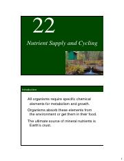 22_Nutrient_supply_and_cycling