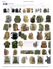military backpack - Google Search