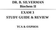 CHEM 1516 Exam 3 Review