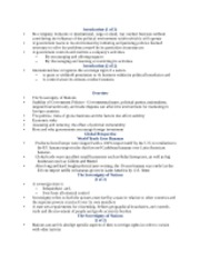 International Marketing Chapter 6 Notes