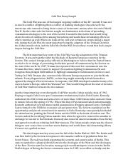 Theme For English B Essay Cold War Essay  Cold War Essay Sample The Cold War Was One Of The Longest  On Going Conflicts Of The  Century It Was Not So Much A Conflict Of Essays On Importance Of English also How To Write A Essay Proposal Cold War Essay  Cold War Essay Sample The Cold War Was One Of The  English Essay On Terrorism