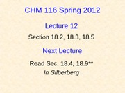 12 CHM116A Lecture 12-Student (revised)