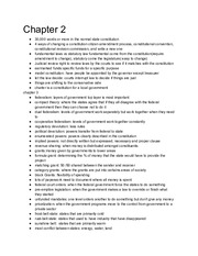 chapter 2-4 notes