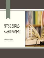 MFRS 2 SHARE-BASED PAYMENT_mazu