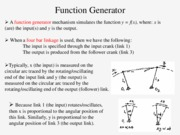 ME372_Analytical_position_Synthesis_2_Function_Generator
