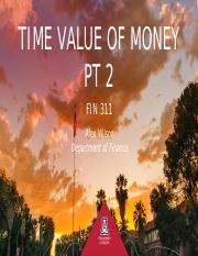 FIN-311-Time-Value-of-Money-Part-2