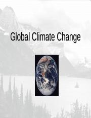 Global Climate Change Lecture.ppt