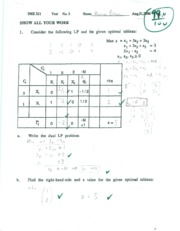 IME-321-Unknown-Test2