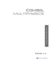 comsol mini course