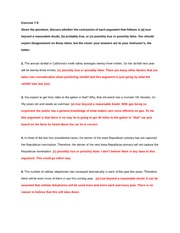 Check Point-Argument Validity