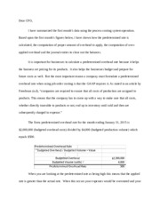 Unit 4IP Group Project Cost Accounting Part 1 of 2.docx