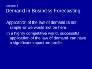 04__Demand_in_Business_Forecasting