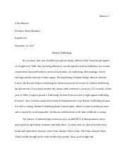 Human Trafficking Research Paper final draft.docx