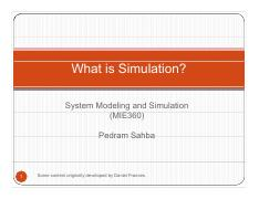 1 - What is Simulation.pdf