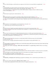 FIN500-three-quizs - MODEL 1&2 Question 1 Which of the following ...
