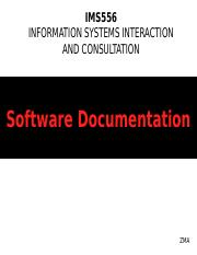 Chapter 7  - Software Documentation.pptx