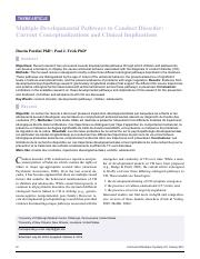Multiple Developmental Pathways to Conduct Disorder.pdf