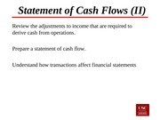 Lecture 8 Statement of Cash Flow 2