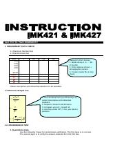 PROJECT INSTRUCTION