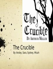the crucible.pptx