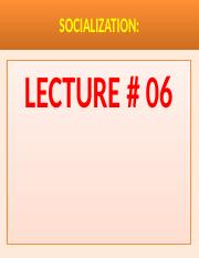 Socialization-Lecture-07.(1).pptx