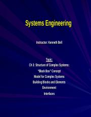 3-Structure of Complex Systems.ppt