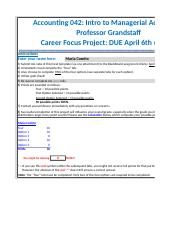 Accounting 042 Career Focus Template mComito