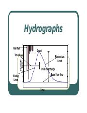 Lecture Series 6_Hydrographs-2014-15