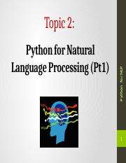 CSC 4309 Topic 2 - Python for NLP_v3.pptx