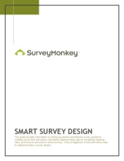 SmartSurvey by Survey Monkey