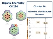 Chapter 16 - Reactions of Substituted Benzene-2