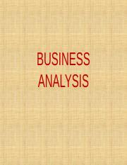 106384938-Business-Analysis.ppt