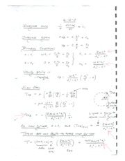 KING FAHD UNIVERSITY CHEMICAL ENGINEERING COURSE NOTES (Fluid Mechanics)-1CHE 204-Qz6-Solution-page2