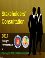 UA Stakeholders_ Consultation.pptx
