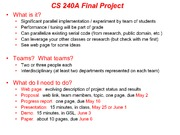 cs240a-ProjectInstructions