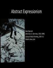 Week 7.2 Abstract Expressionism.pdf