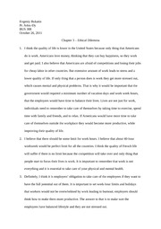 Chapter 3 - Ethical Dilemma