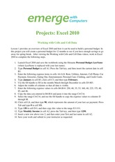 Excel2010_CellsandCellData _Project