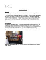 Egg Osmosis Lap Report.pdf - Carley Bennet Egg Osmosis Lab ...