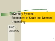 311_session_25_economies_of_scale_and_demand_uncertainty
