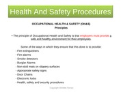 health_and_safety_procedures