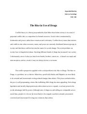 Aqueelah Barclay Final Paper for Intro to SOC 100.docx