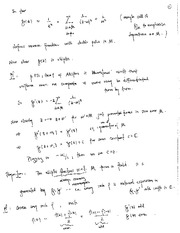 lecture 13 on Complex Analysis