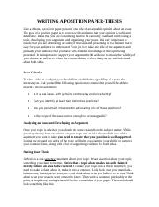 WRITING_A_POSITION_PAPER-Thesis[1].doc